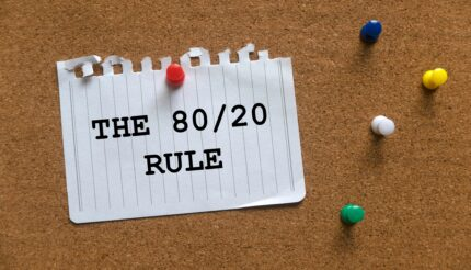 Business planning with Pareto